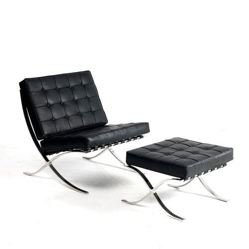 y un poco de dise o la silla barcelona 1929