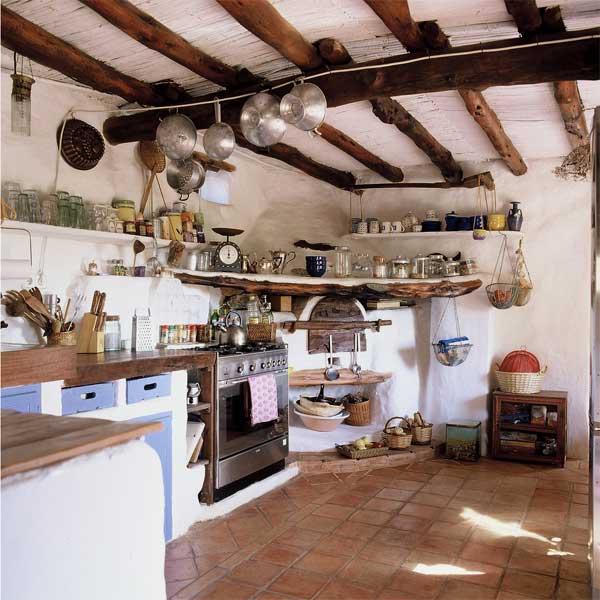 Y un poco de dise o cocinas r sticas - Diseno cocinas rusticas ...