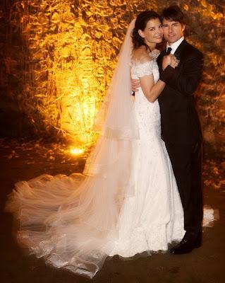 katie holmes wedding dresses. Katie Holmes Wedding Dress