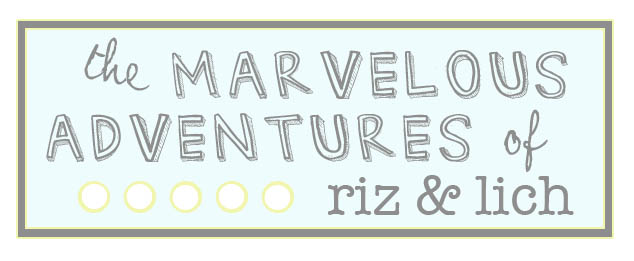 The Marvelous Adventures of Riz and Lich