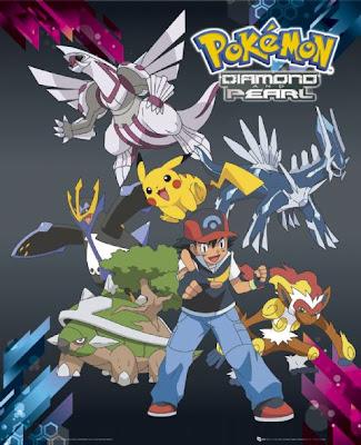 Baixar   Pokémon Diamond e Pearl   rmvb   Dublado