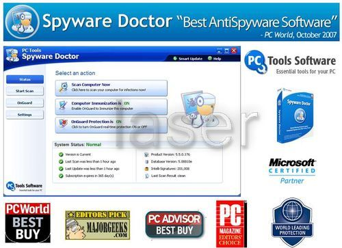 How do I get spyware