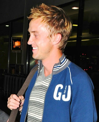 tom felton and jade kissing. Tom Felton