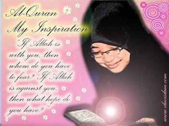 QURAN MY INSPIRATION