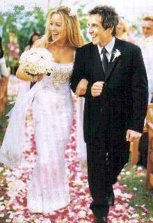 WEIRDLAND: Wedding bands, diamond rings Ben Stiller Christine Taylor Wedding