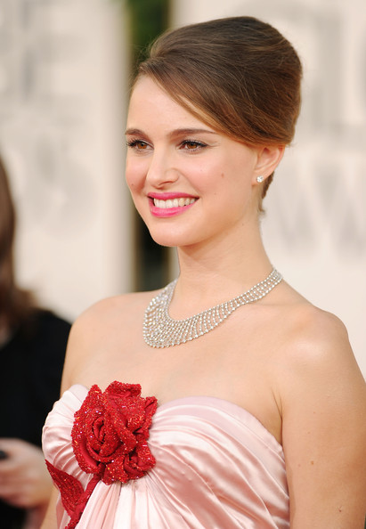 Natalie Portman Golden Globe Award Speech, 2011