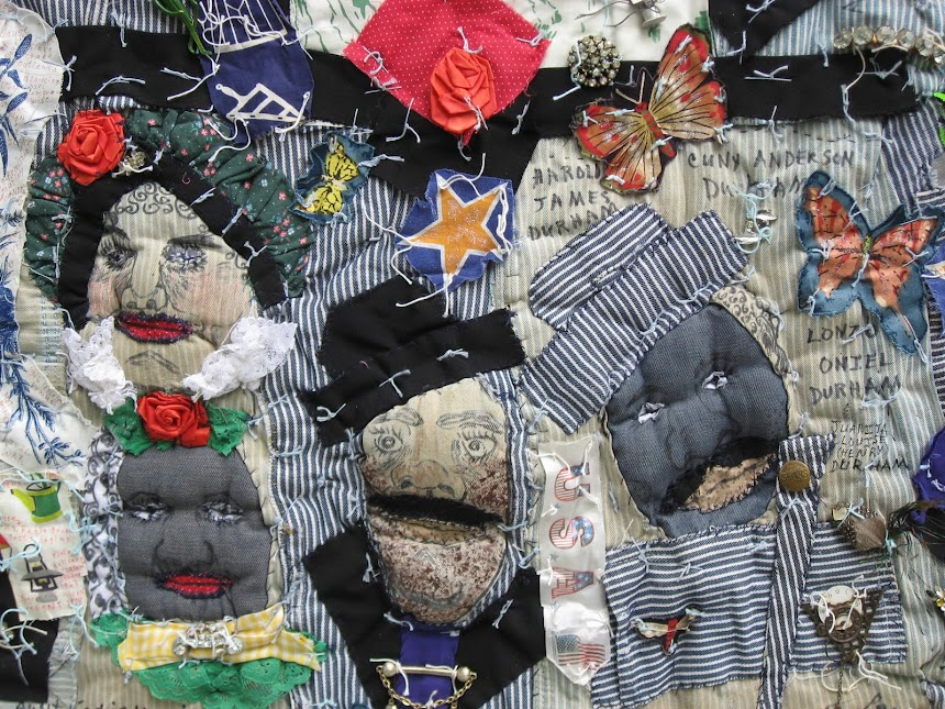 Quilts and Stories by Sherry Ann Blog