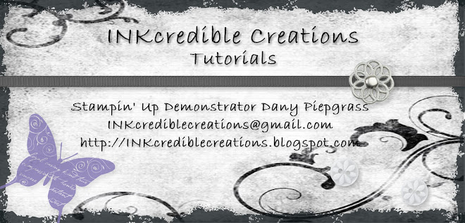 INKcredible Creations Tutorials