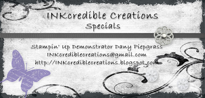 INKcredible Creations Specials