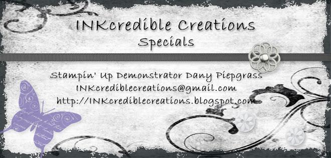INKcredible Creations Specials