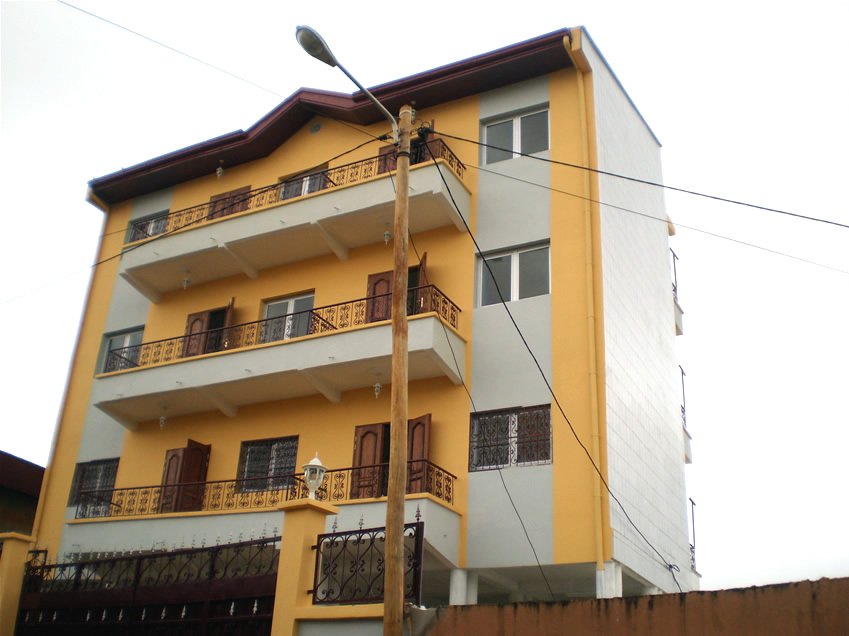 Chambres modernes louer yaounde for Appartement a louer