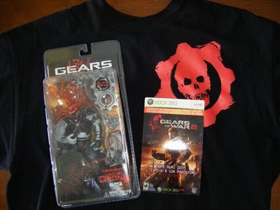 NextGen Player Gears of War Grand Prize
