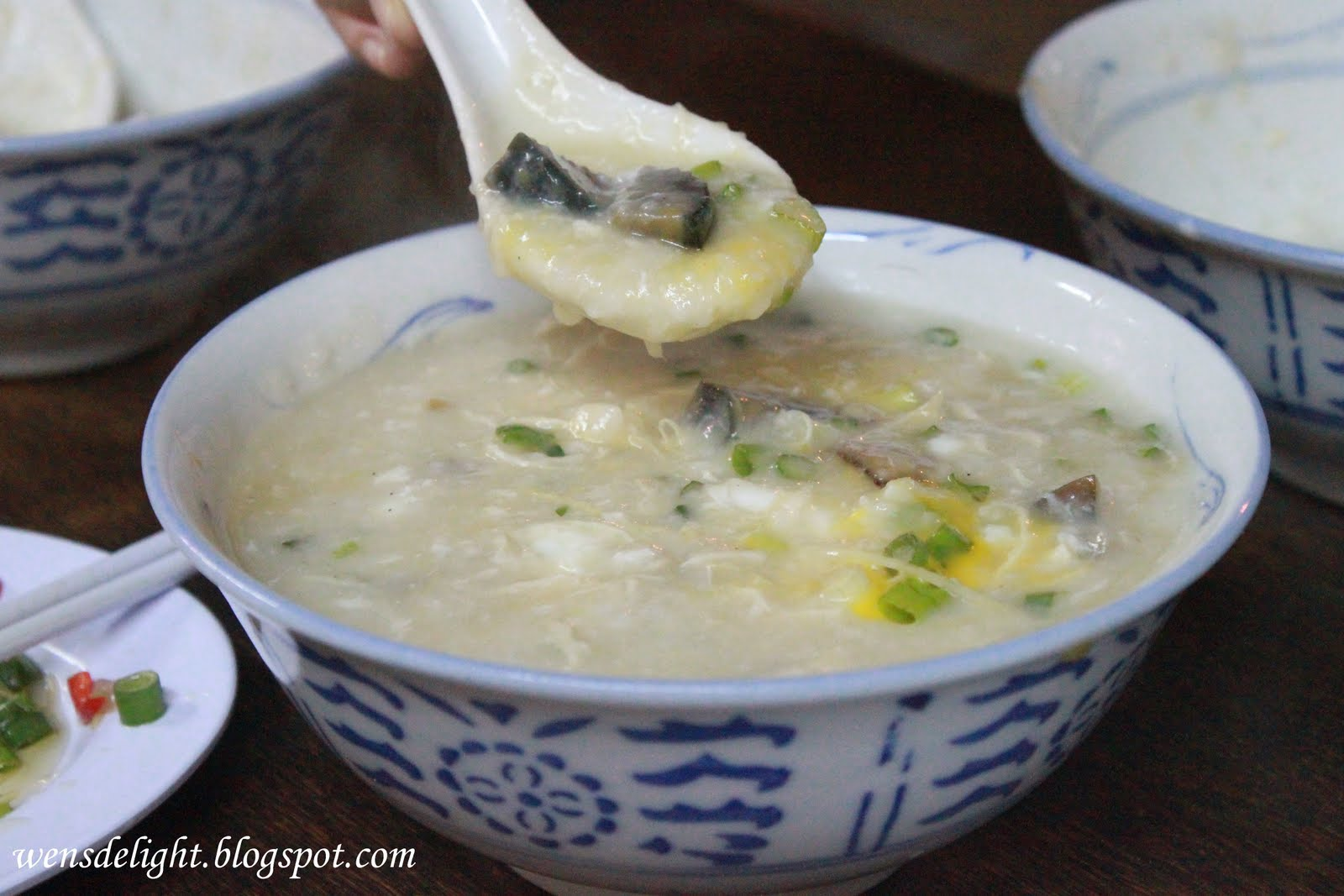 Chinese Chicken Congee Recipes — Dishmaps