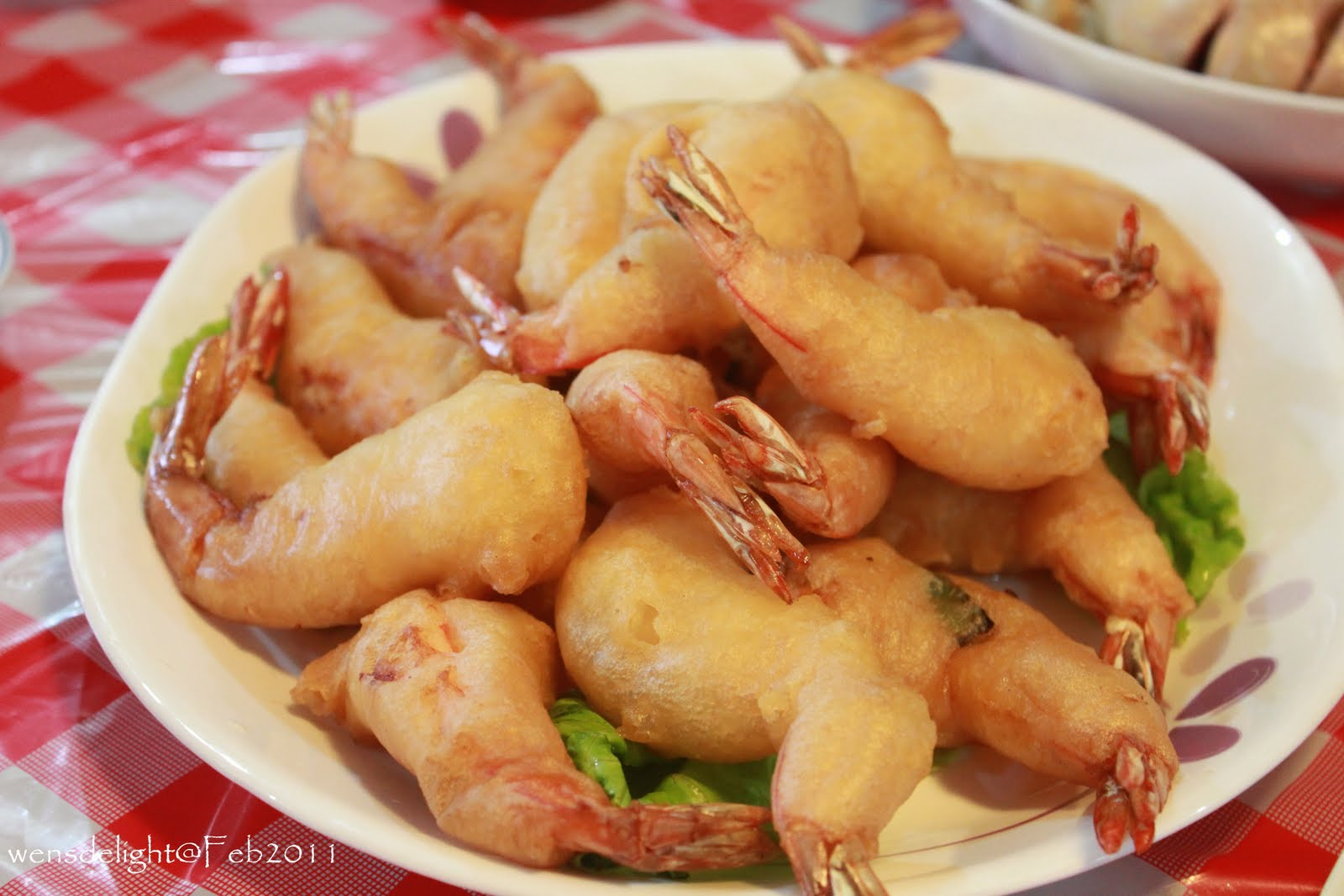 Wens delight crispy puffy prawns crispy puffy prawns forumfinder Images