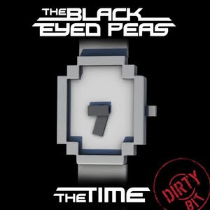 Black Eyed Peas - The Time (Dirty Bit) Official Single Cover