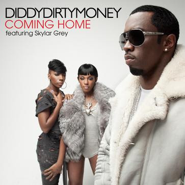 Diddy - Dirty Money performs with singer & songwriter Skylar Grey in their