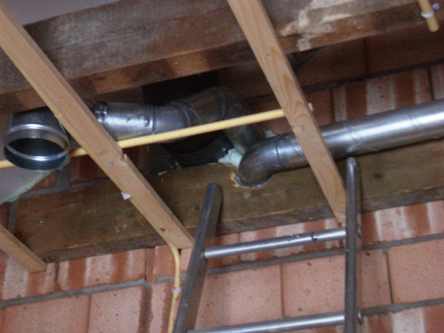 Mechanische Afzuiging Badkamer : Vlierdenseweg buizen van de mechanische ventilatie
