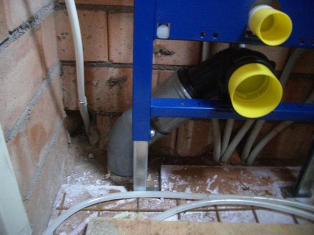 Platte Afvoerbuis Toilet : Vlierdenseweg 190: 2010