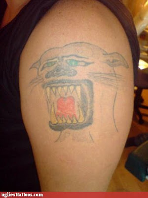 Tatuajes Horribles