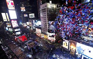 foto-foto malam tahun baru 2012