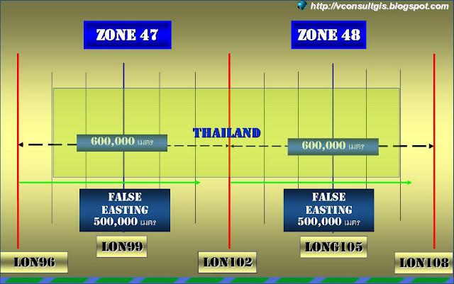 UTM Zone 47-48