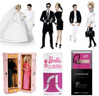 Barbie 50th by Karl Lagerfeld at Colette