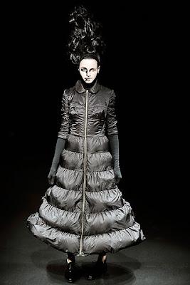 Paris Fashion Week Fall 2009 - Junya Watanabe