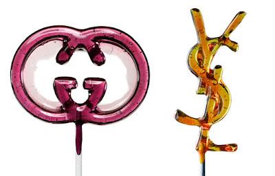 Massimo Gammacurta High Fashion Lollipops