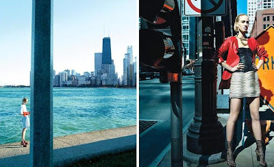 T-Magazine - Travel Summer 2009, Chicago by Raymond Meier