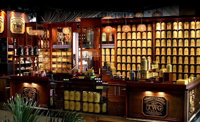 TWG Tea Salon, Singapore
