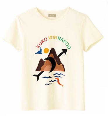 A.P.C. Band T-Shirts