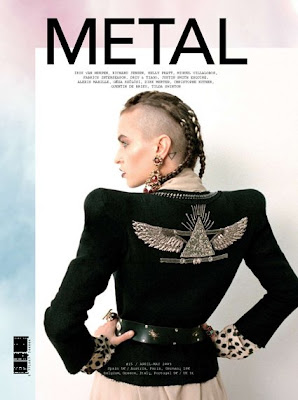 Alice Delall for Metal Magazine Issue 15