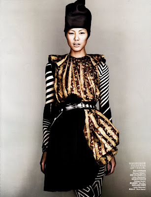 Vogue China June 2009