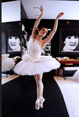 Chanel Prima Ballerina