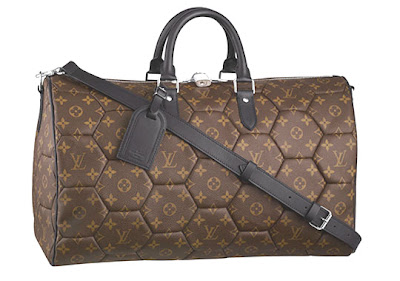 Louis Vuitton Soccer Bag