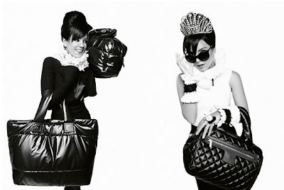 Lily Allen for Chanel by Karl Lagerfeld