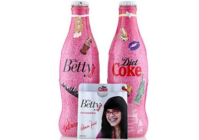 Ugly Betty's Diet Coke
