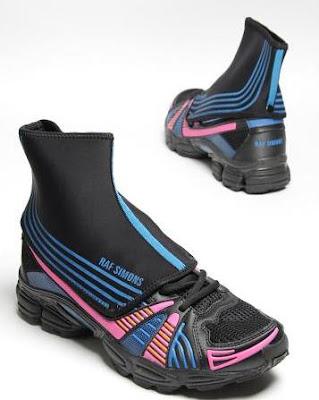 Raf Simons Asics Sneaker