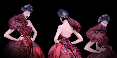 Alexander McQueen Fall 2009 Preview<br />
