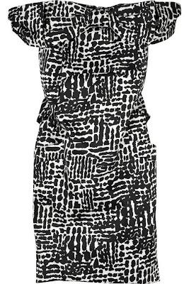 Marc by Marc Jacobs Concrete Jungle-Print Dress