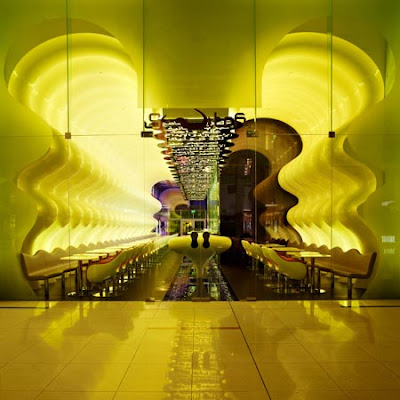 Switch Restaurant by Karim Rashid, Dubai