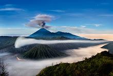 Volcan tambora