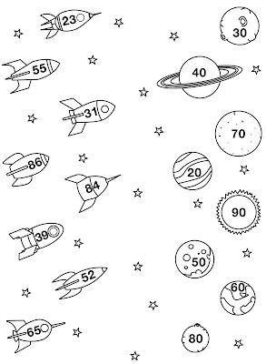 Other Graphical Works: Graphics to color and math exercise for Kids