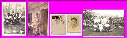 Hjh Salbiah Hj Akib & Hj Alimuda Abutamam NASUTION
