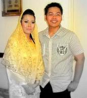 Ungku Izuamita' family
