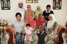 Adopted Family: Aidil Putra & Norkumalasari