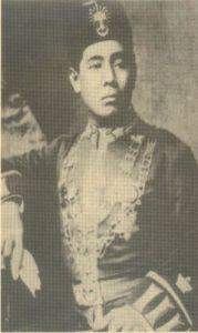 Ungku Muhammad Khalid Temenggong Ibrahim by Mariam