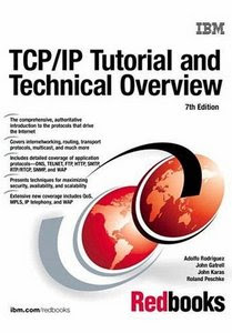 Download Free EBook : TCP/IP Tutorial and Technical Overview