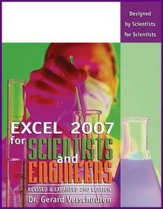 Download : Excel 2007 for Scientists and Engineers, 2nd Edition