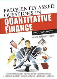Pdf downloads Frequently Asked Questions in Quantitative Finance